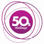 50's challenge - ovarian cancer awareness